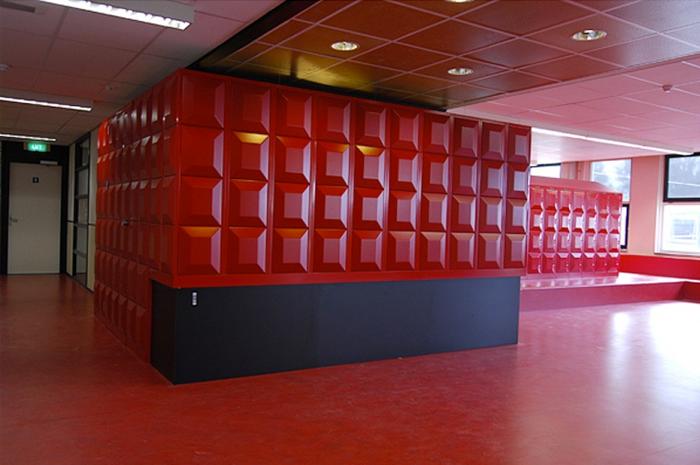 Entree Rijnlands Lyceum 06