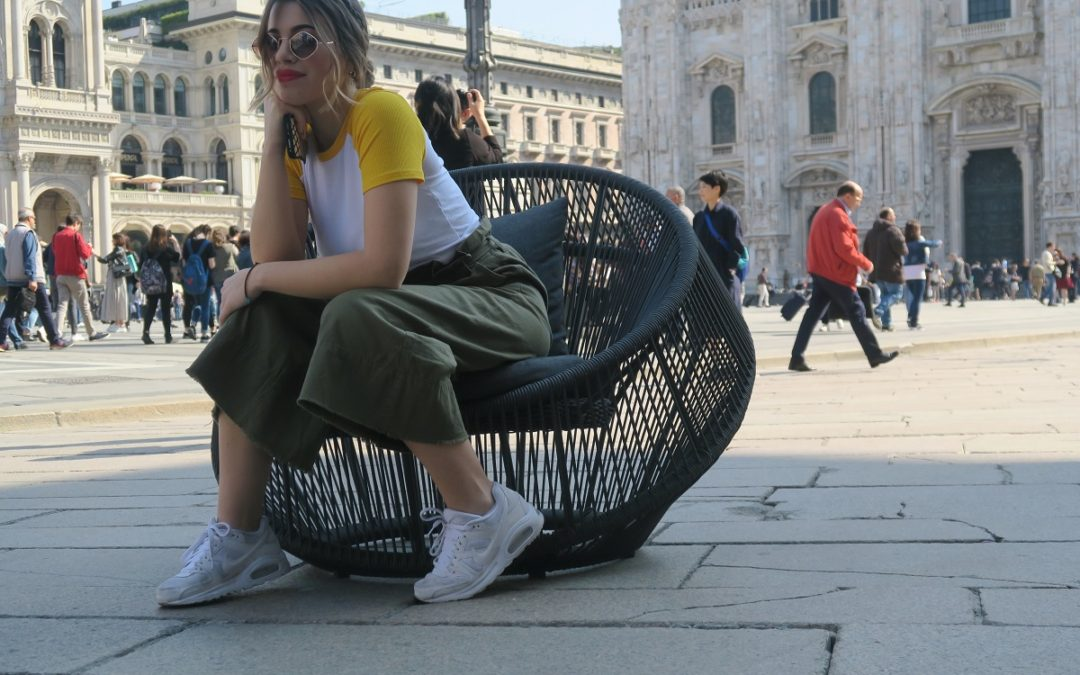 video Borek in Milan 2018