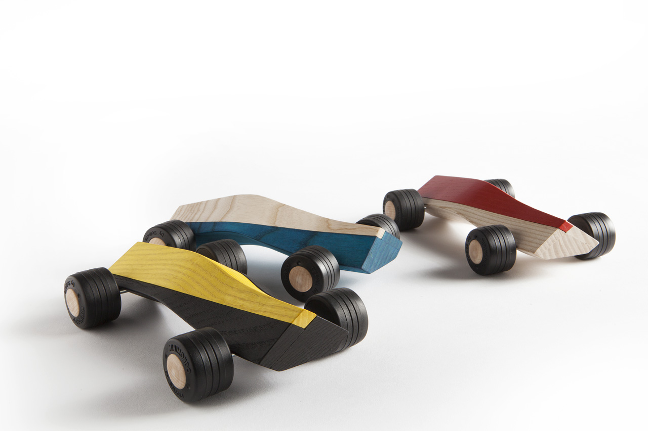 spliners wooden toy car maarten olden