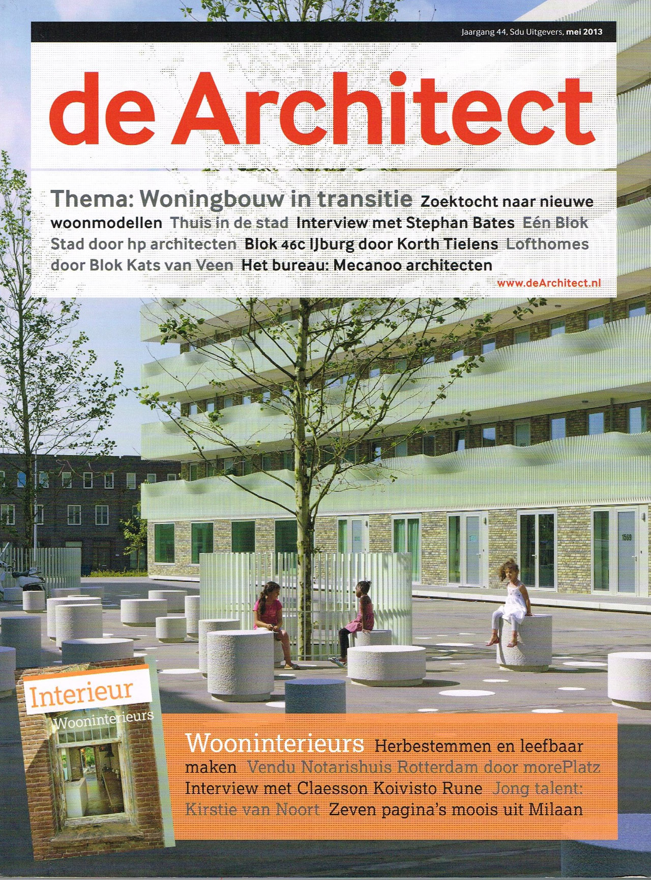 voorkant de Architect