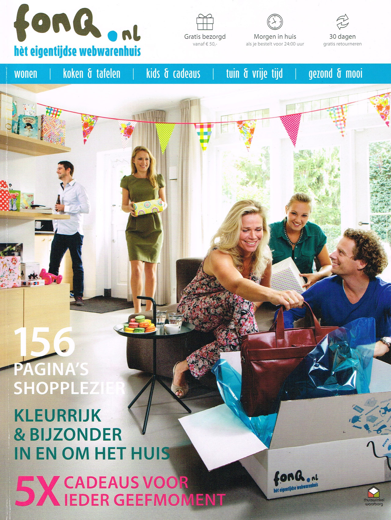 voorkant fonq magazine