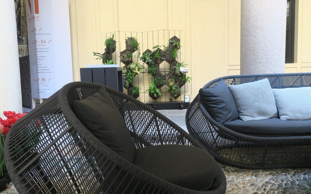 'Monsaraz-collection' successfully introduced during Salone del Mobile