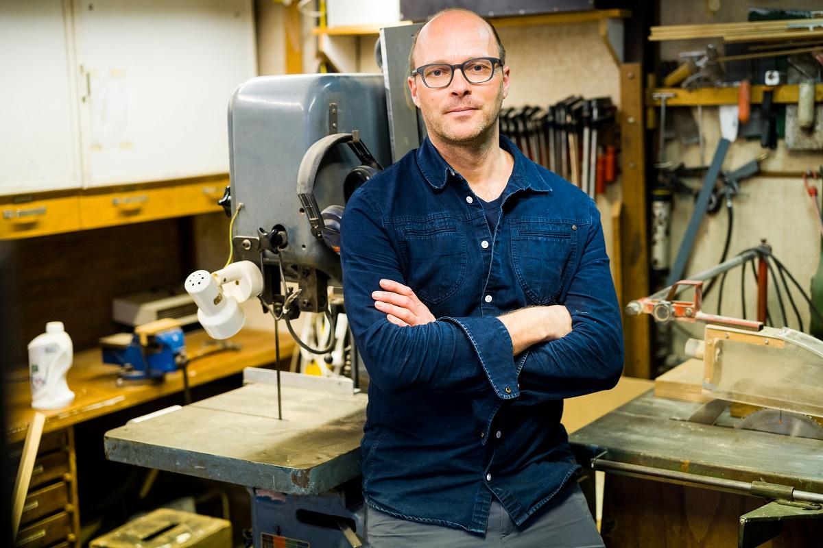 portrait Maarten Olden