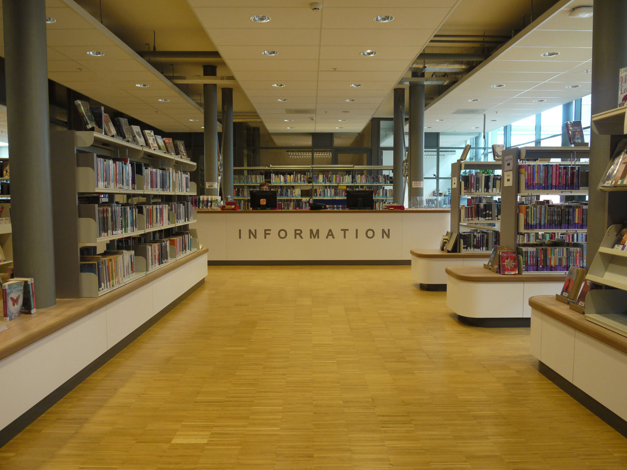 Mediatheek International School the Hague