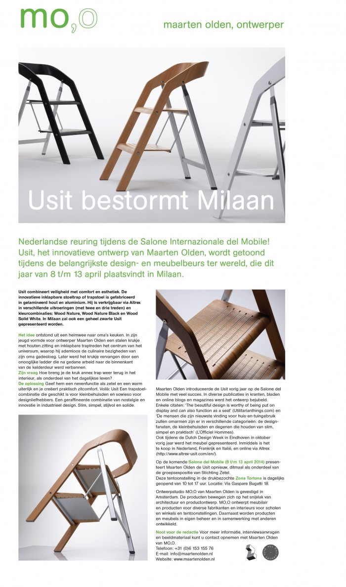 Salone del Mobile Milan 2014 NL