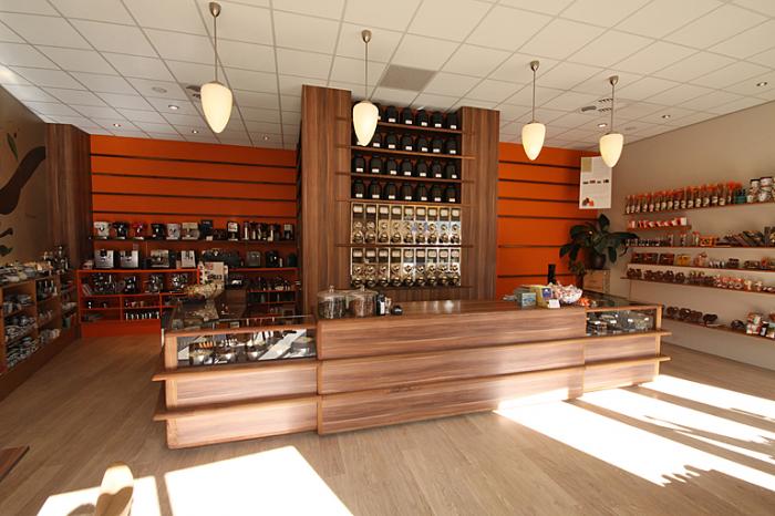 Winkelinrichting de KoffieMeulen