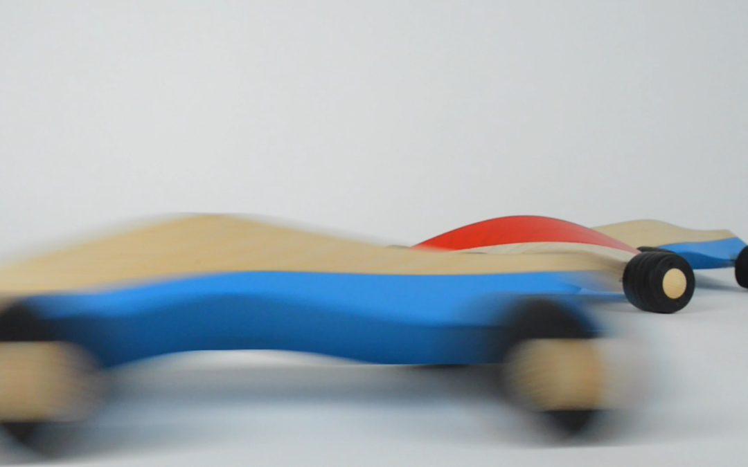 Maarten Olden's Spliners will be racingto London  to join the London Design Festival.